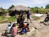 Children playing in the village of Nyombe, Malawi, Africa