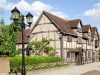 William Shakespeare's birthplace, Henley Street, Stratford upon Avon, Warwickshire