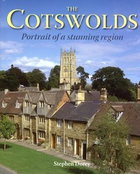 The Cotswolds - Portrait of a Stunning Region Cover